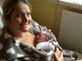 mum and baby bf