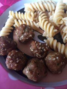 baby meatballs